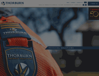 thorburn.co.za screenshot