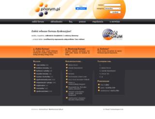 thoriserrar.phorum.pl screenshot