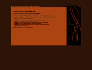 thorngale.net screenshot