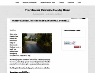thorntreesennerdale.co.uk screenshot