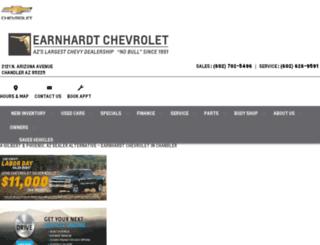 thorobredchevrolet.com screenshot