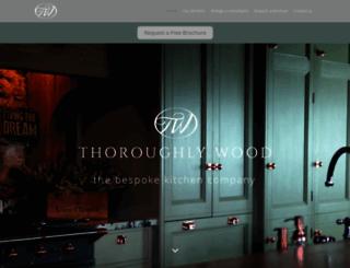 thoroughlywood.co.uk screenshot
