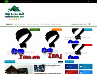 thosonnhadep.blogspot.com screenshot