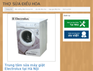 thosuadieuhoa.com screenshot