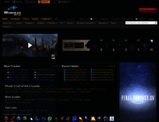 thottbot.com screenshot