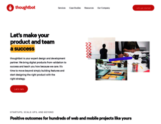 thoughtbot.com screenshot