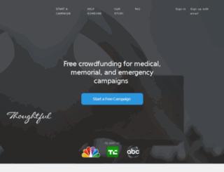 thoughtful.org screenshot