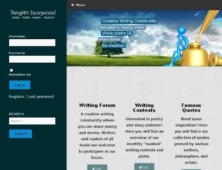 thoughtsinc.net screenshot