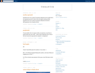 thrantir.blogspot.com screenshot
