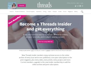 threadsinsider.com screenshot