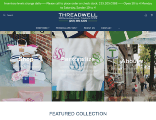 threadwell.net screenshot