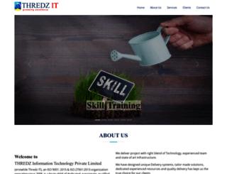 thredzit.com screenshot
