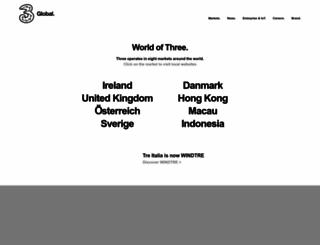 three.com screenshot