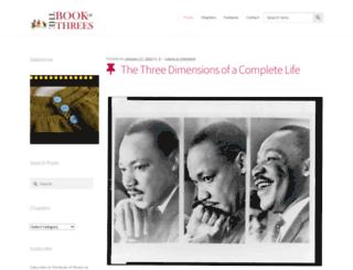 threes.com screenshot
