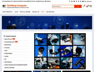 thrift-king.com screenshot