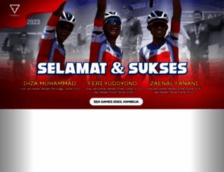 thrillbicycle.com screenshot