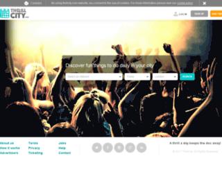 thrillcity.com screenshot