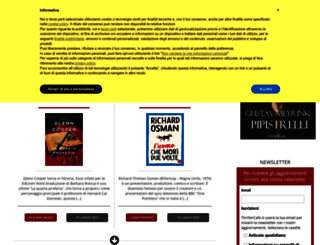 thrillercafe.it screenshot