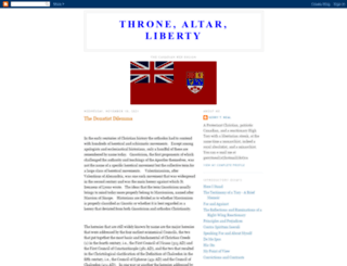 thronealtarliberty.blogspot.com screenshot