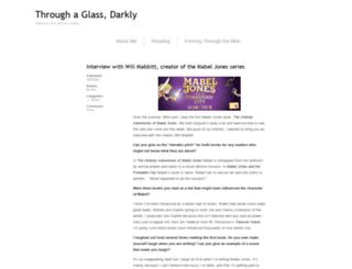 throughaglass.net screenshot