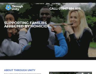 throughunity.com screenshot
