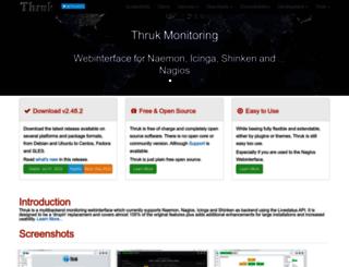 thruk.org screenshot