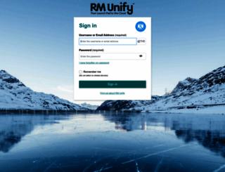ths.rmunify.com screenshot