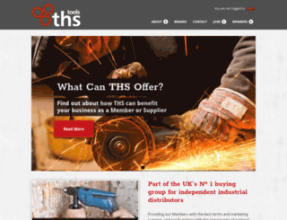 thstools.co.uk screenshot