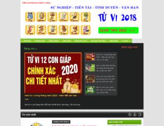thuatphongthuy.org screenshot