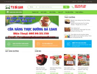 thucduong.org screenshot