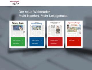 thueringen-kiosk.de screenshot