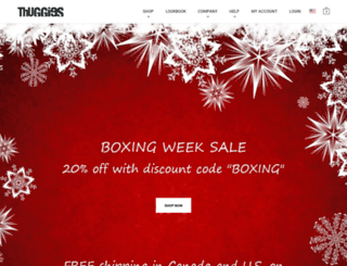 thuggies.com screenshot