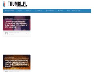 thumbl.pl screenshot