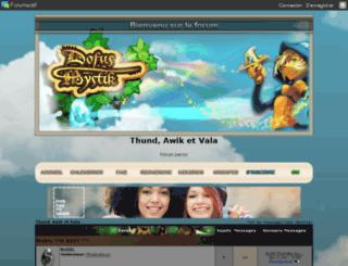 thund-awik-vala.forumsgratuits.com screenshot