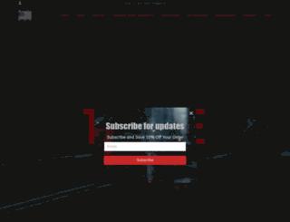 thunder-max.com screenshot