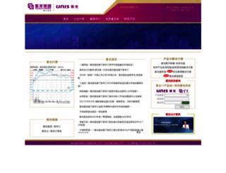 thunis.com screenshot