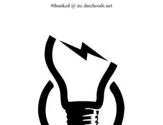 thunked.org screenshot