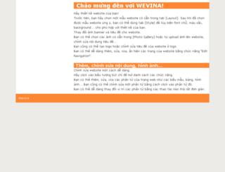 thuocladientusaigon.wevina.vn screenshot