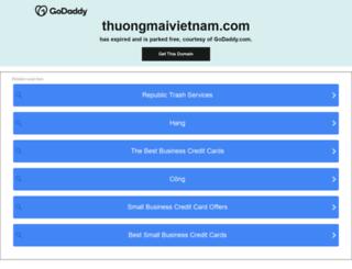 thuongmaivietnam.com screenshot