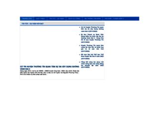 thuongtin.hanoi.gov.vn screenshot