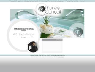 thuriesconseil.com screenshot