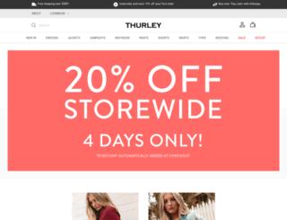 thurley.com.au screenshot