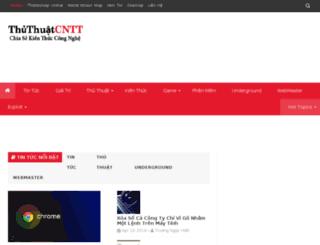 thuthuatcntt.info screenshot