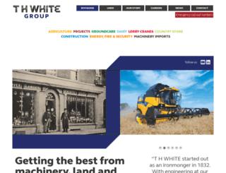 thwhite.co.uk screenshot