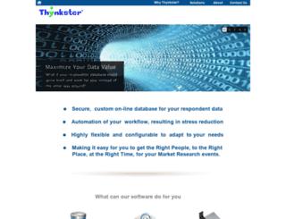 thynkster.com screenshot