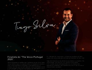 tiagosilva.com screenshot