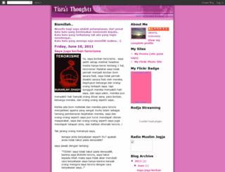 tiara85.blogspot.com screenshot