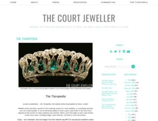 tiarapedia.com screenshot