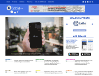 tibahia.com screenshot