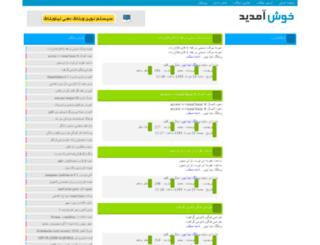 tibanews.niloblog.com screenshot